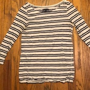 American Eagle Outfitters striped T-shirt